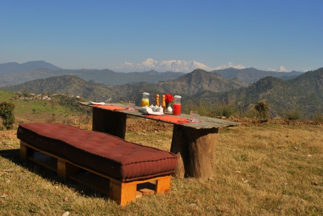 Itmenaan - Mountain View Breakfast