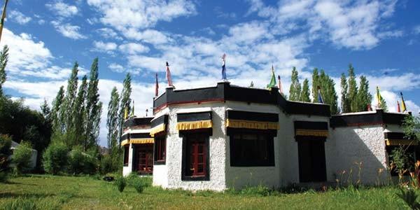 Ladakh Sarai 2