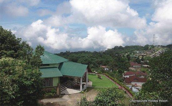 cherrapunjee-holiday resort 1